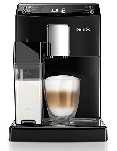 philips ep3550 00 kaffeevollautomat 18 liter milchkaraffe aquaclean schwarz - Philips EP3550/00 Kaffeevollautomat (1,8 Liter, Milchkaraffe, AquaClean) schwarz
