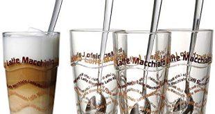 Ritzenhoff Breker Latte Macchiato Glaeser Set 8 teilig mit Loeffel 310x165 - Ritzenhoff & Breker Latte Macchiato Gläser-Set, 8-teilig mit Löffel